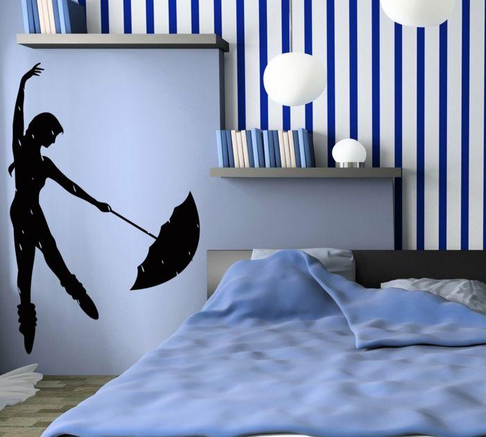 ▷ 1001 + idées ingénieuses de décoration murale chambre | Decoration