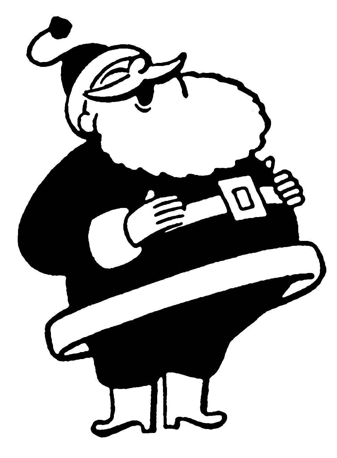 retro christmas clip art funny santas pinterest retro rh pinterest com funny christmas clipart black and white funny christian clipart