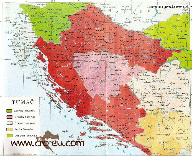 Hrvatske Granice Povijest Ukrtako Cetiri Karte History Map Art