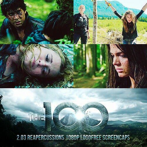 #The100 - Season 2 Episode 3