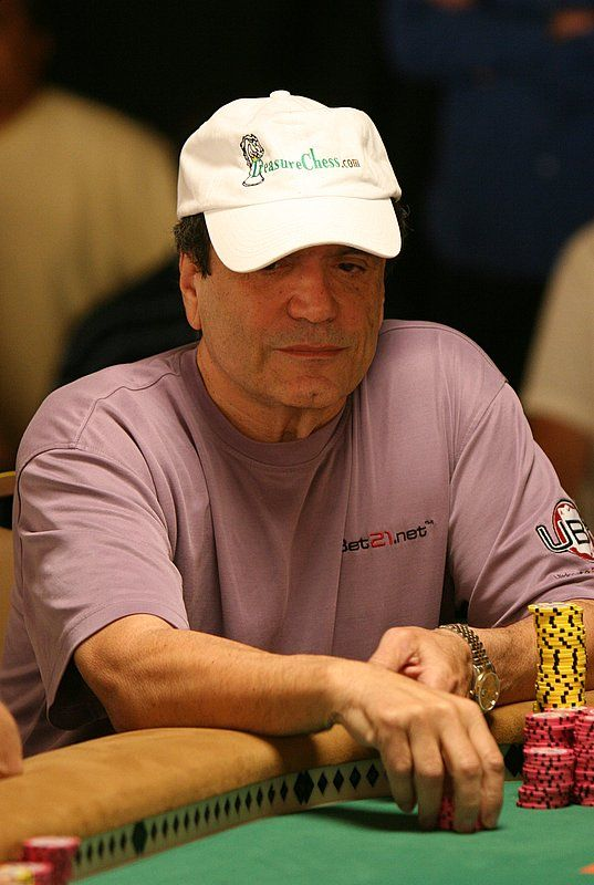 Miami John Cernuto Miami Poker Player Pokerlistings Com Poker Slim Fit Players