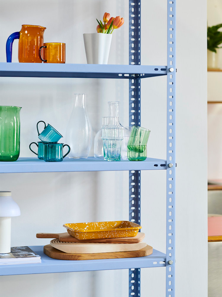 Photo of Hay's Best-Selling Shelving Unit Is Now Available in the U.S