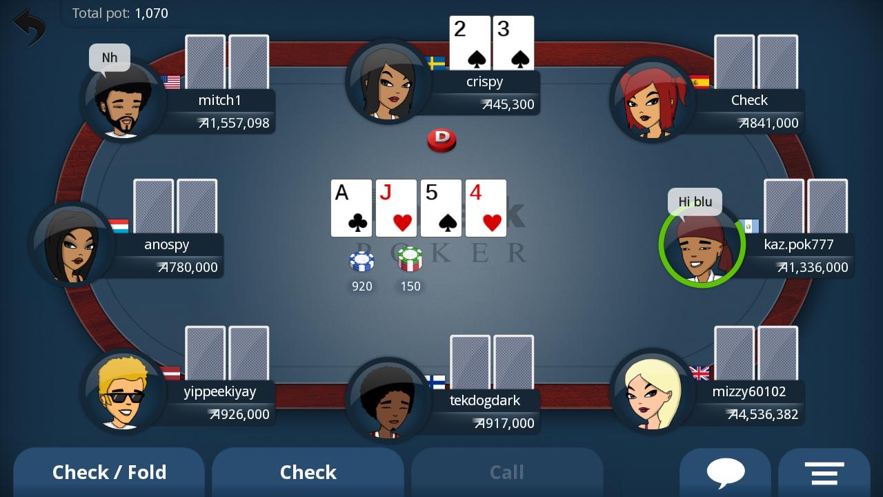 applikasi terbaik poker online terpercaya untuk android
