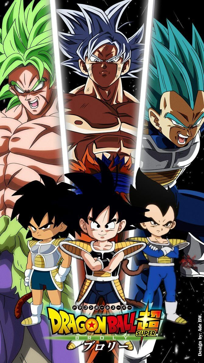 Dragon Ball Super Broly 2018 Full Movie Hindi Dubbed Dvdrip