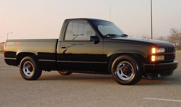 Chevy Silverado 454 SS | Cars I love | 454 ss truck, Silverado truck