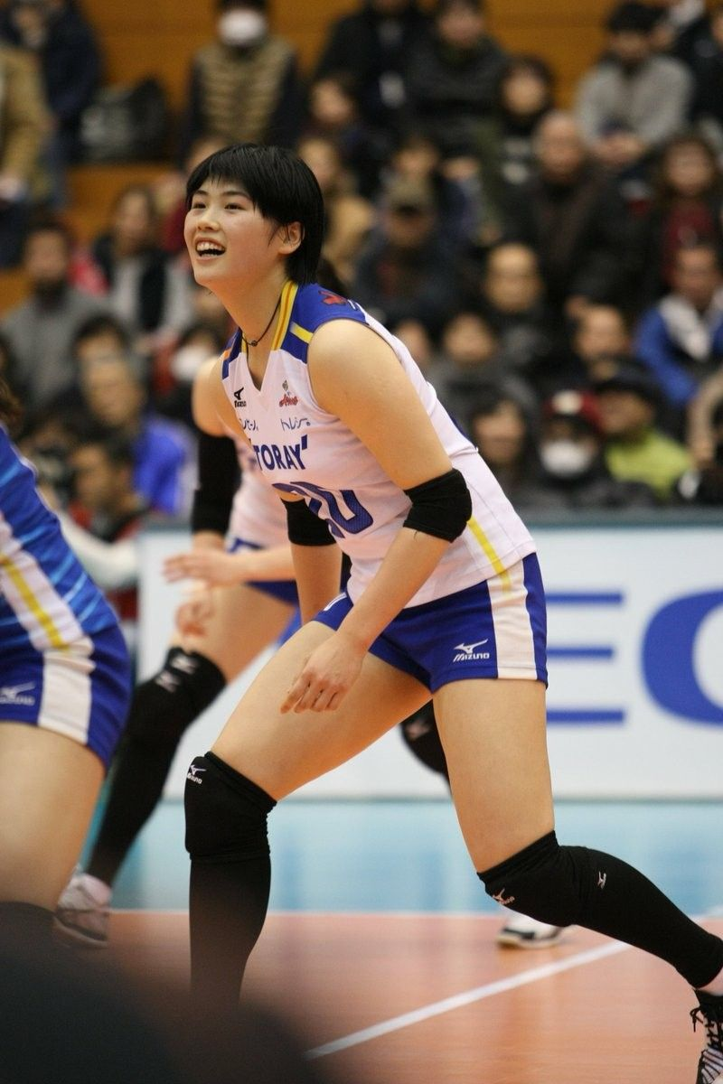 Pin By Pin Interest On Toray Arrows Volleyball Clubs Athlete Sports