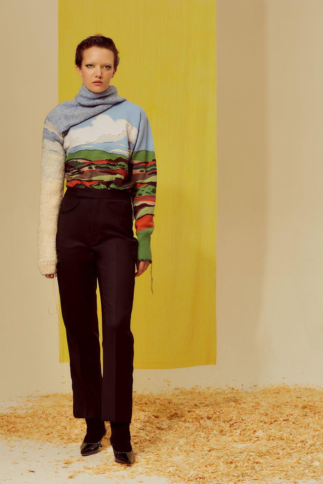 Lorod prefall fashion show collection designers fashion