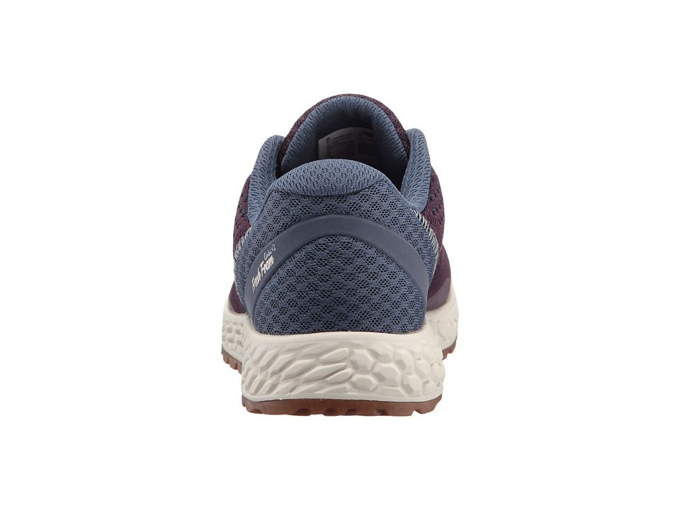 e4190f3efeb New Balance Fresh Foam Gobi v2 Women s Running Shoes Aubergine Vintage  Indigo Rose Gold