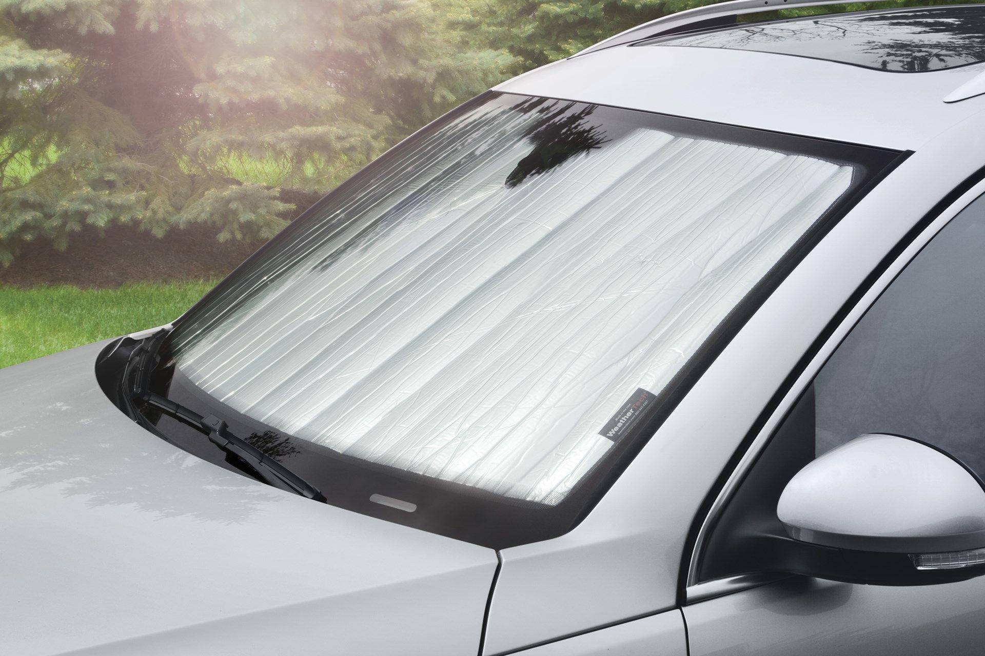 Weathertech Com Windshield Sun Shade Weather Tech Toyota Prius