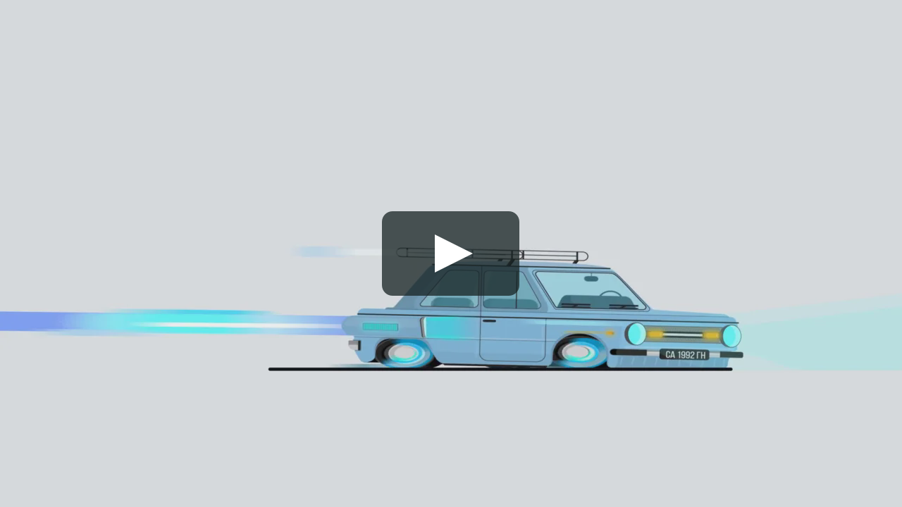 A Personal Non Comercial Project Illustration Nickola Nickolov Animation Nikolay Ivanov See On Behan Motion Design Animation Smoke Animation Car Animation