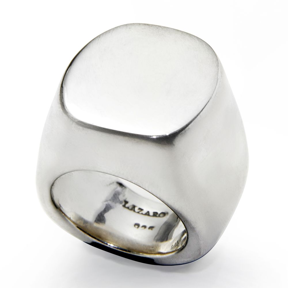 ring sterling zoom john signet greed women jewellery silver