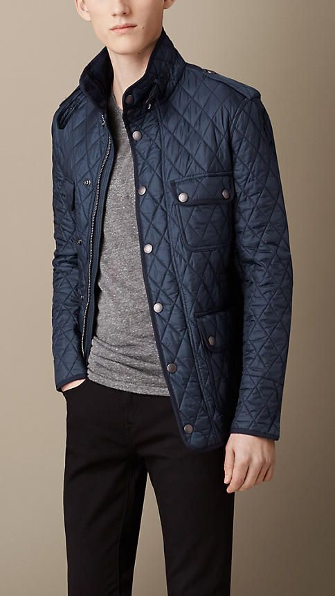Mens Jackets Leather Bikers Bomber Quilted Jacket Images