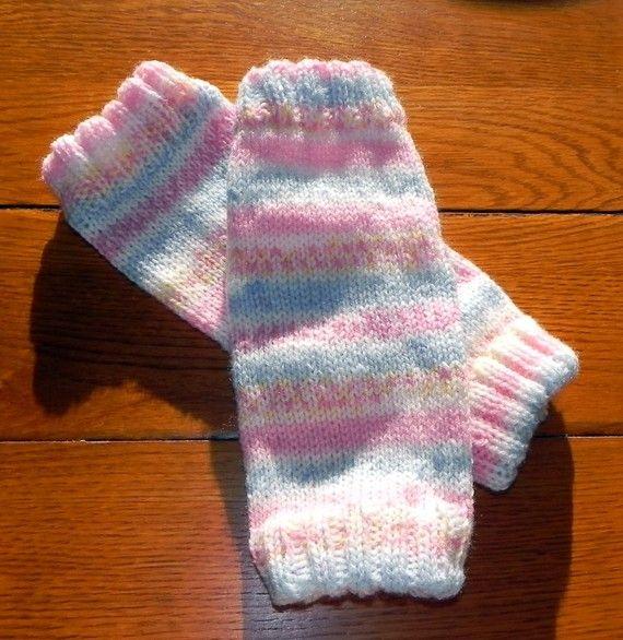 Toddler Ballerina Leg Warmers Knitting Pattern PDF   Baby ...