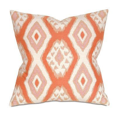 Fey Decorative Throw Pillow By Thom Filicia Products Pinterest Inspiration Terracotta Decorative Pillows