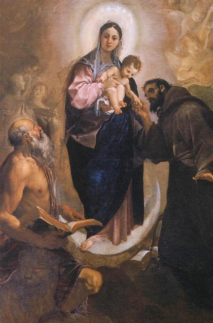 Annibale Carracci (1560-1609) - Bellerofonte uccide la