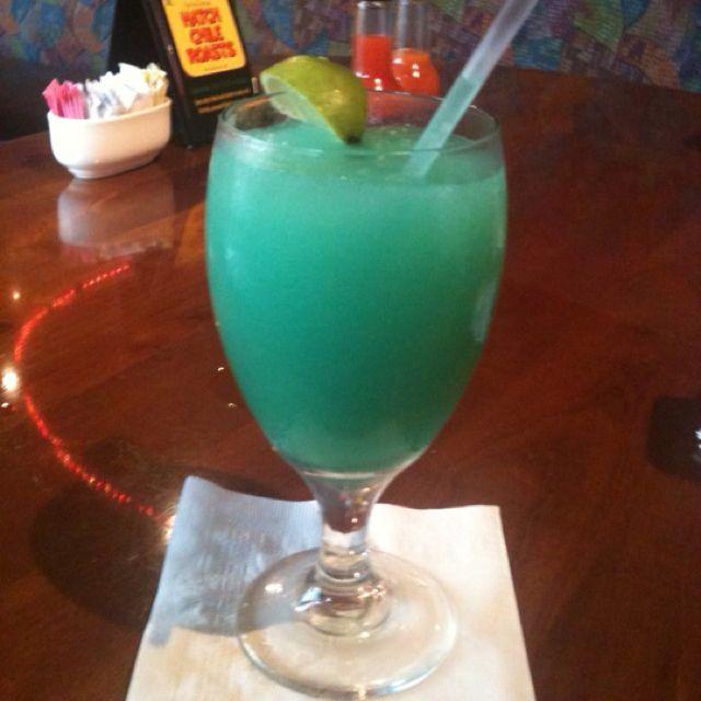 Cactus Juice @ Iron Cactus   *Cheers*   Drinks, Food ...