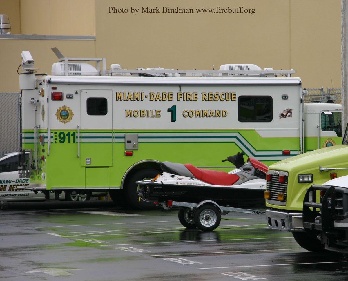 MiamiDade Fire Heavy Rescue miami dade county formerly