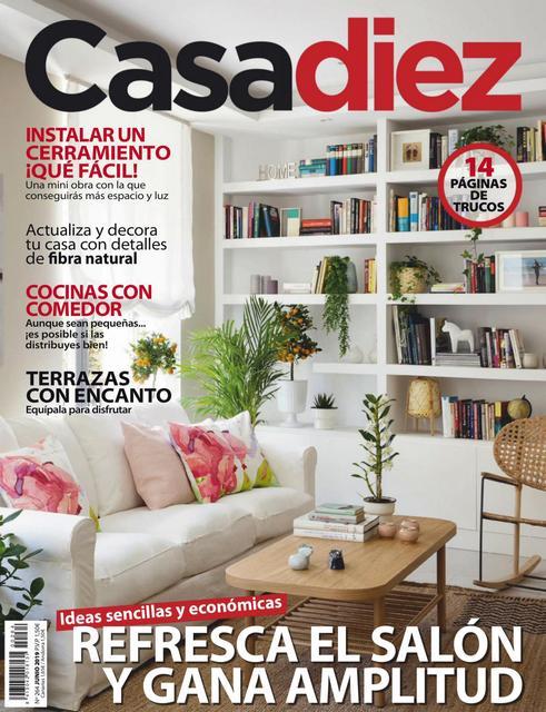 Casa Diez Junio 2019 Descargar Revista Pdf Gratis Hq