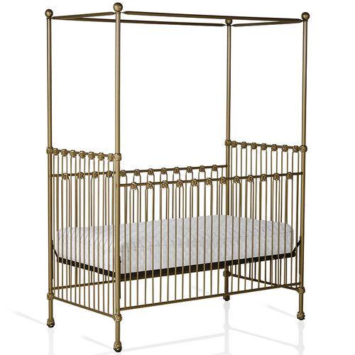 Straight Canopy Crib | Wayfair