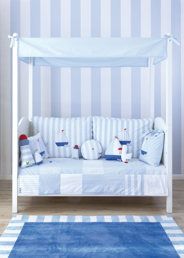 annette frank kollektion segelboot kinderzimmer pinterest lebensweisheiten kinderzimmer. Black Bedroom Furniture Sets. Home Design Ideas