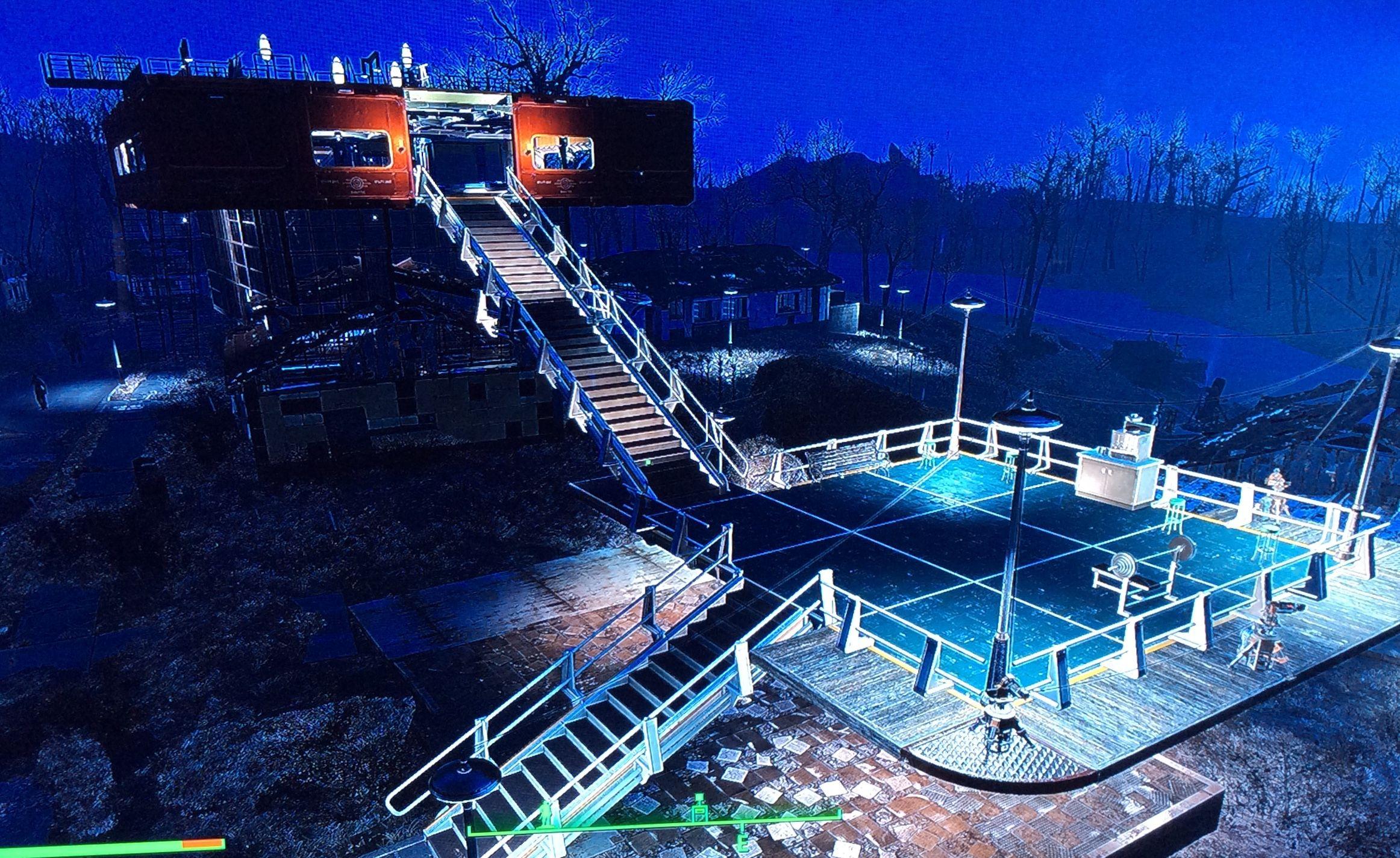Fallout 4 Sanctuary Settlement Gaming computer, Fallout