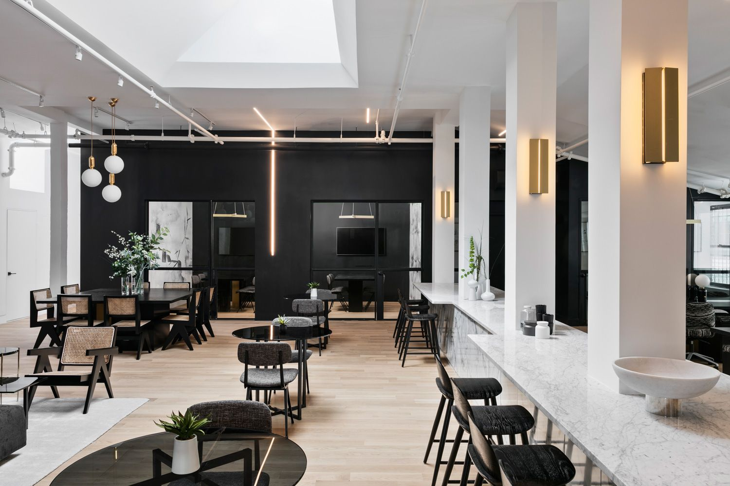 The New Work Project Private Members Workspace in NYC | Workplace ...