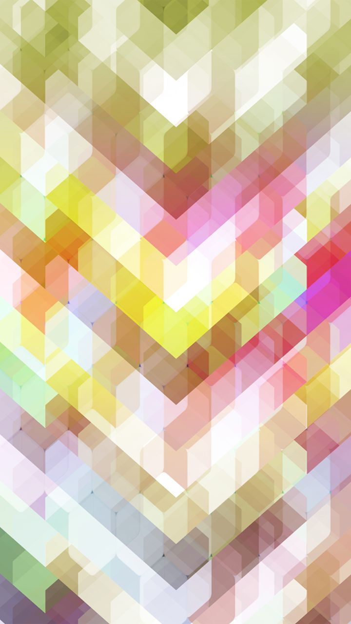 Free Colorful Geometric Wallpaper: Beautiful Abstract - IPhone Wallpaper @mobile9