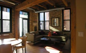 loft apartment brick. Ideally Own A Cosy  Modern Brick Interior Apartment Disclaimer I Would Not Have Any Of That Decor Lol A Big Comfy Sofa Is Must Pin By Jeane Love D On Dining Room Pinterest Bedroom Furniture
