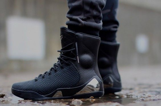 b2efbe21bb48 ... france nike saved the best for last. the kobe 9 high krm ext black mamba