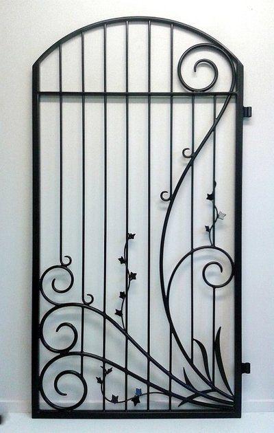 Wrought Iron Doors Image By Supriya Bhakat In 2020 Wrought Iron