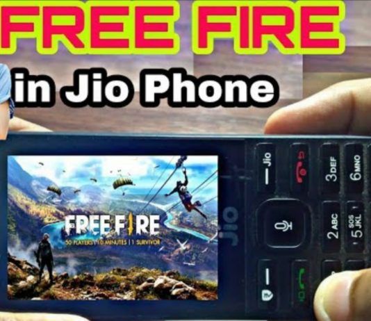 How To Play Free Fire In Jio Phone In 2020 Phone Open Browser Fire Phone
