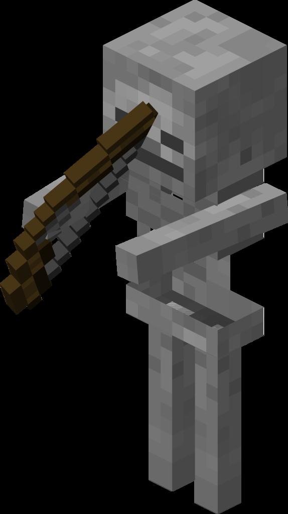 Skeleton Minecraft Characters Minecraft Skeleton Minecraft Mobs
