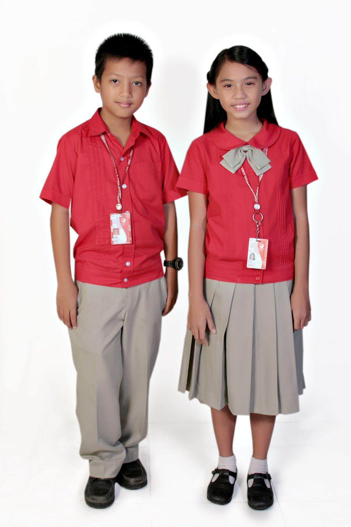 School Uniforms In Public Schools
