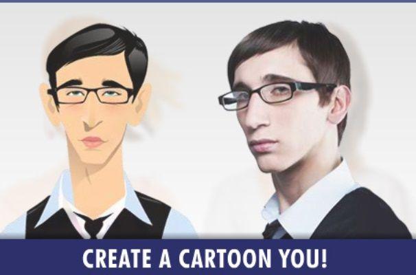 Como transformar uma foto em caricatura online