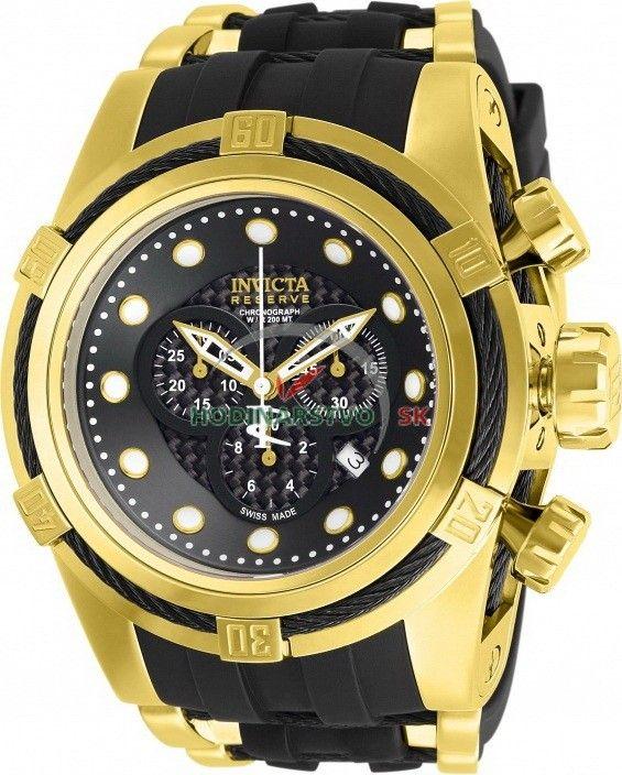 69e768e8499 Invicta 12666 - Réplica de Relógio Invicta Lançamento com design super  moderno