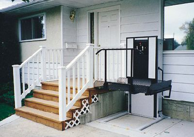 Vertical Platform Lifts (VPL) Or Wheelchair Lifts Are Designed To Provide  Easy Access To A Home Or Business Without A Ramp Or Elevator.