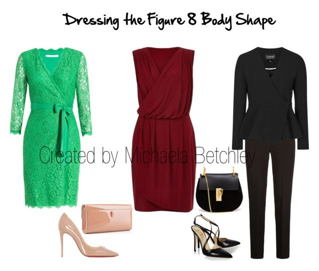 Dressing The Figure 8 Body Shape By Michaelabetchley On Polyvore Featuring Anita Green
