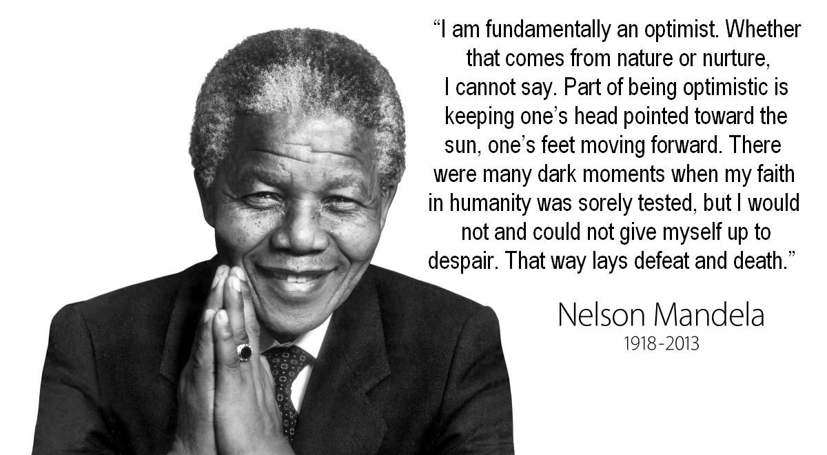 Love Perseveres Inspirational Quotes Nelson Mandela Quotes