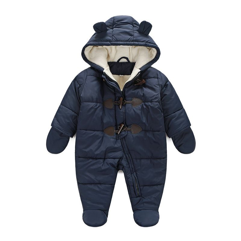 39f651168 Aliexpress   New 216 baby winter clothes cotton thick  warm  Hooded ...