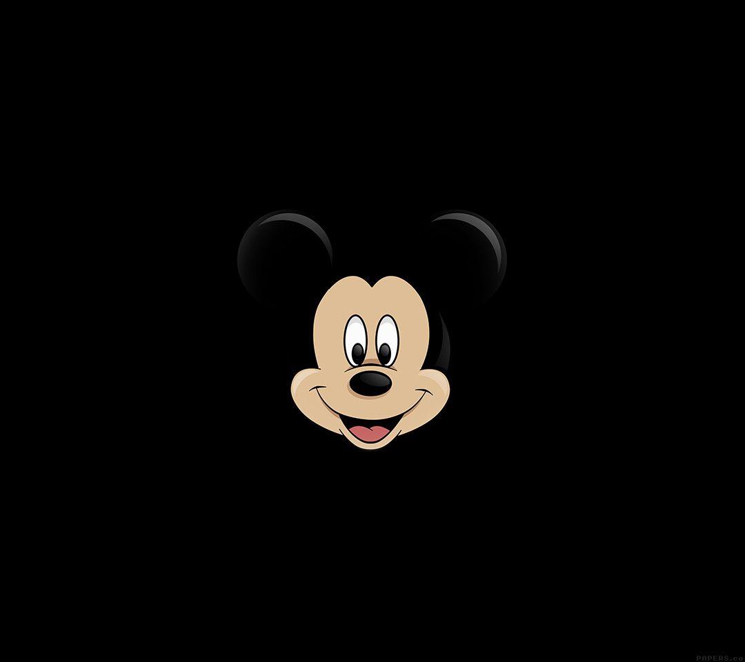 Ag31 Mickey Mouse Dark Logo Disney Mickey Mouse Wallpaper