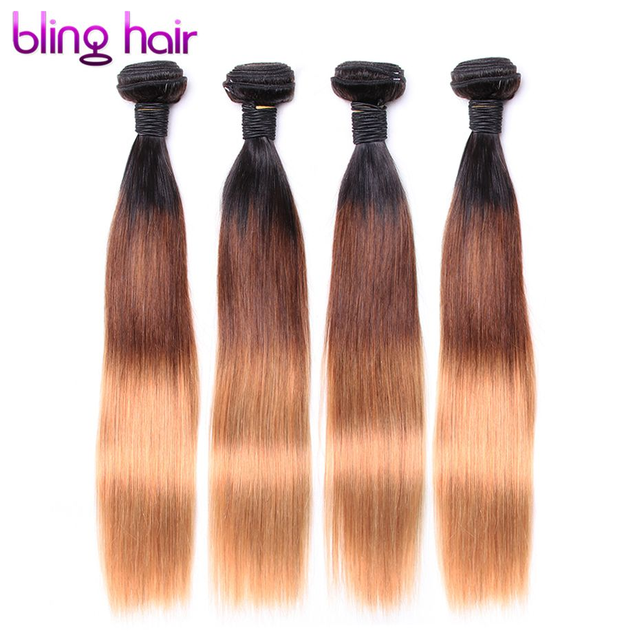 2018 New Arrival New Bling Hair Precolored Raw Straight