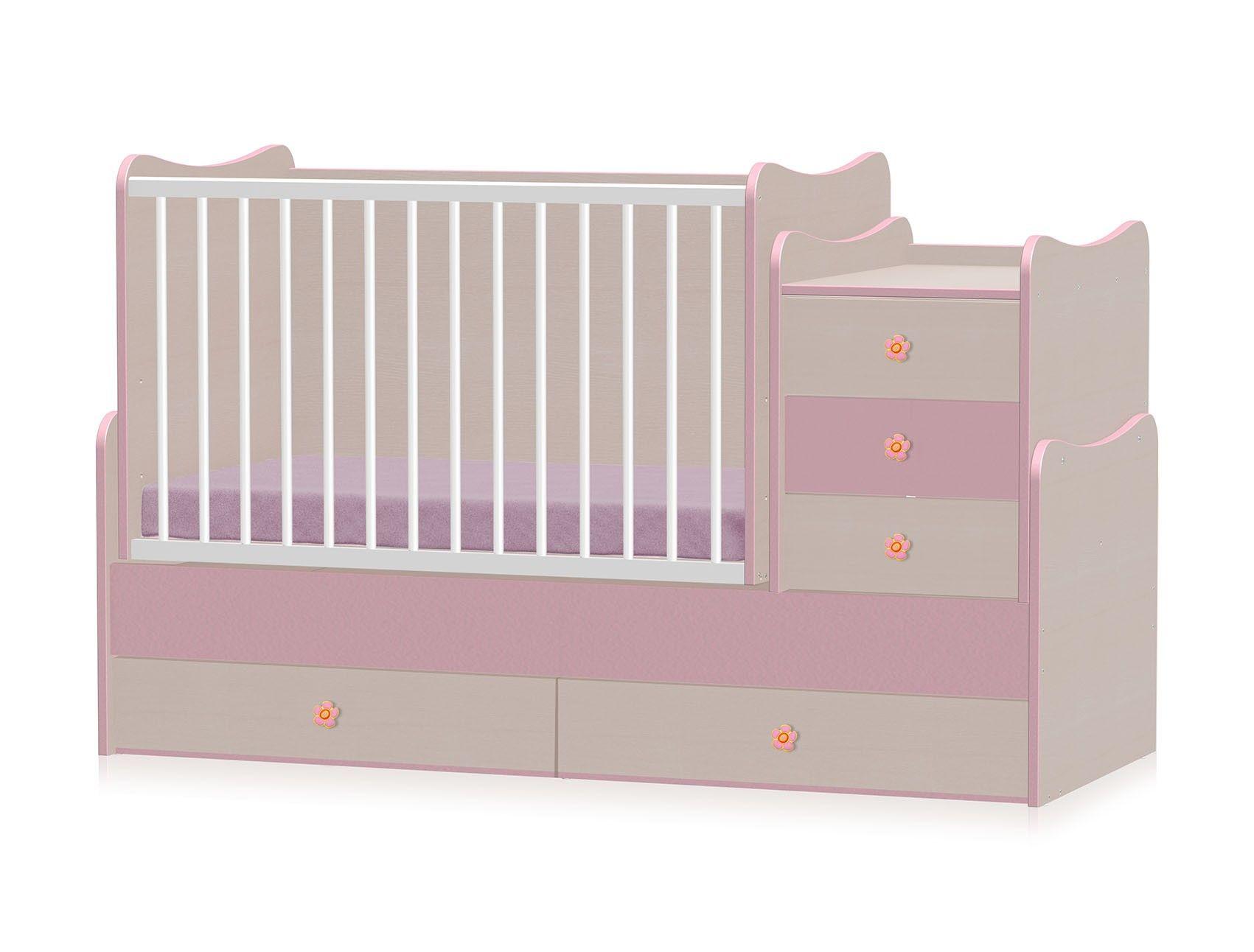 Garderobekast in vele kleuren te verkrijgen complete babykamer al