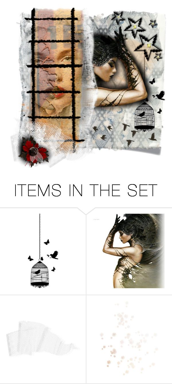 """Someday the mind, the soul and the heart need only two things: peace and silence!"" by tempestaartica ❤ liked on Polyvore featuring art"