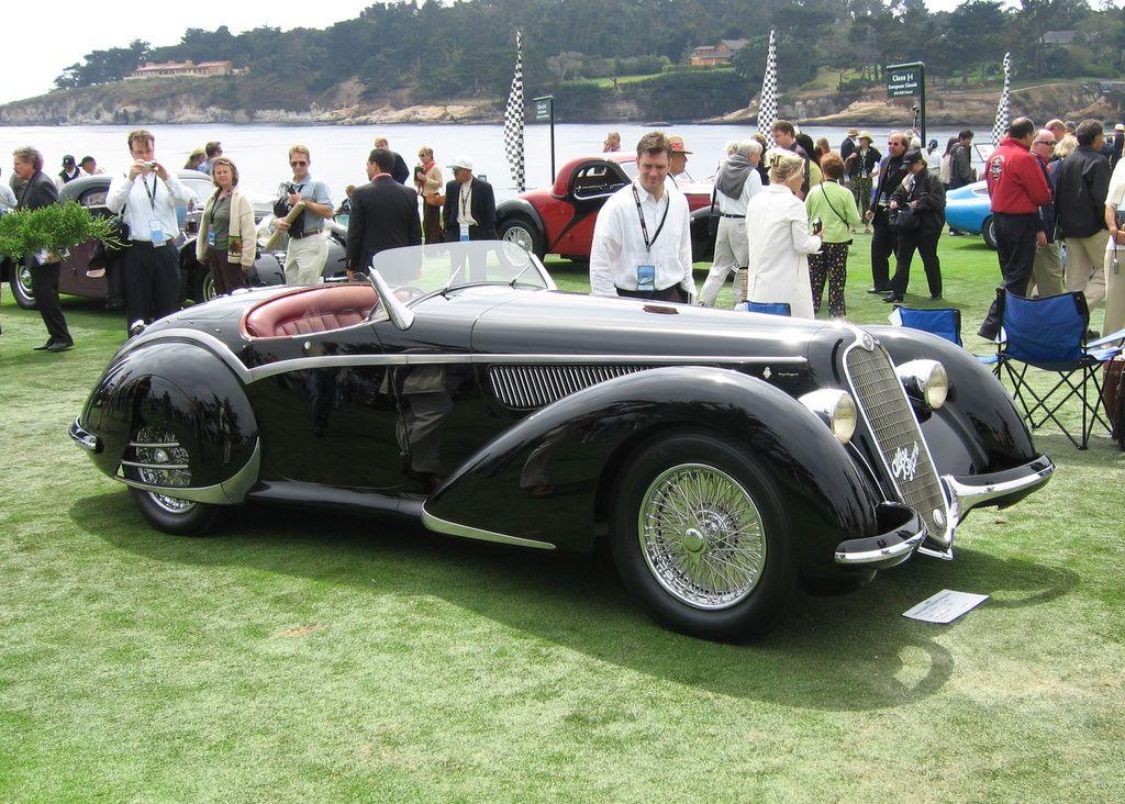 Alfa Romeo 8C 2900B 1937   Alfa Romeo   Wikipedia, The Free Encyclopedia ·  Old Classic CarsClassic Sports ...
