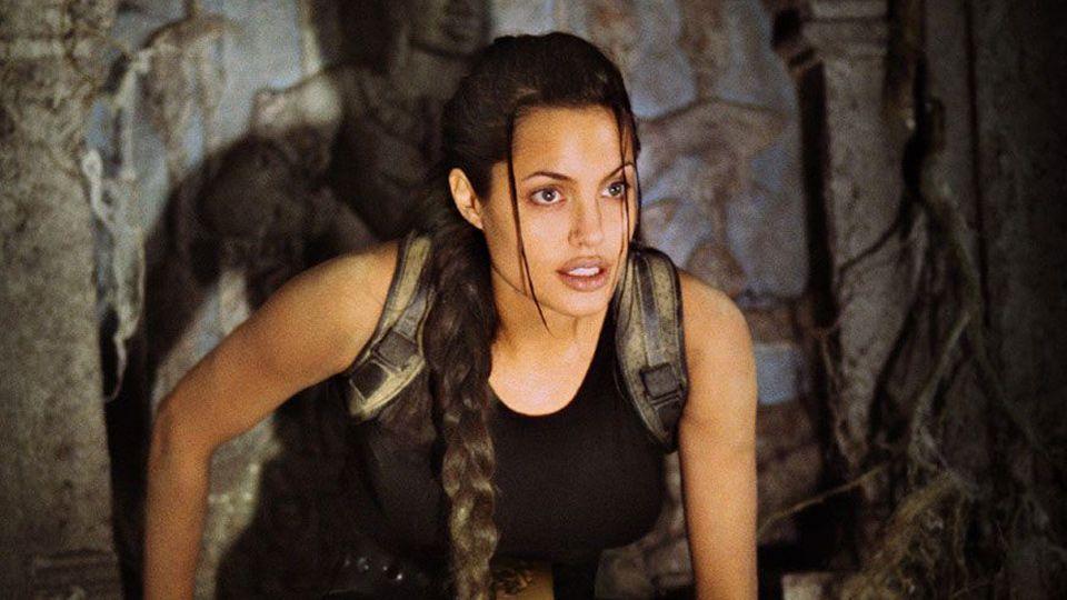 Afficher l'image d'origine Lara croft, Styles de