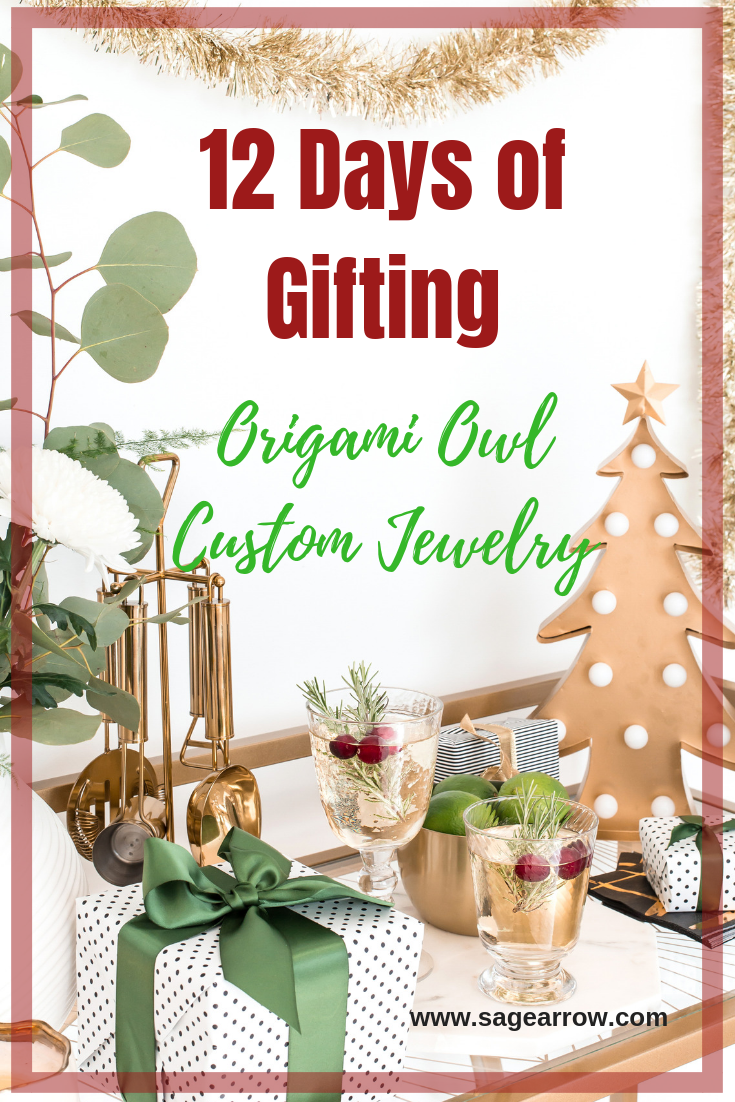 Origami Owl 12 Days Of Gifting Is A Great Way To Get Your Christmas Gift Ideas For The Lovely Women In Your Life Christmas Gifts Valentine Gift For Wife Gifts