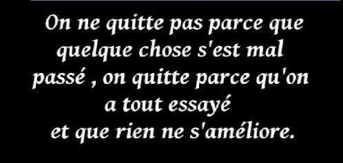 Citation Sur La Rupture Citation Citation Rupture Citation Et