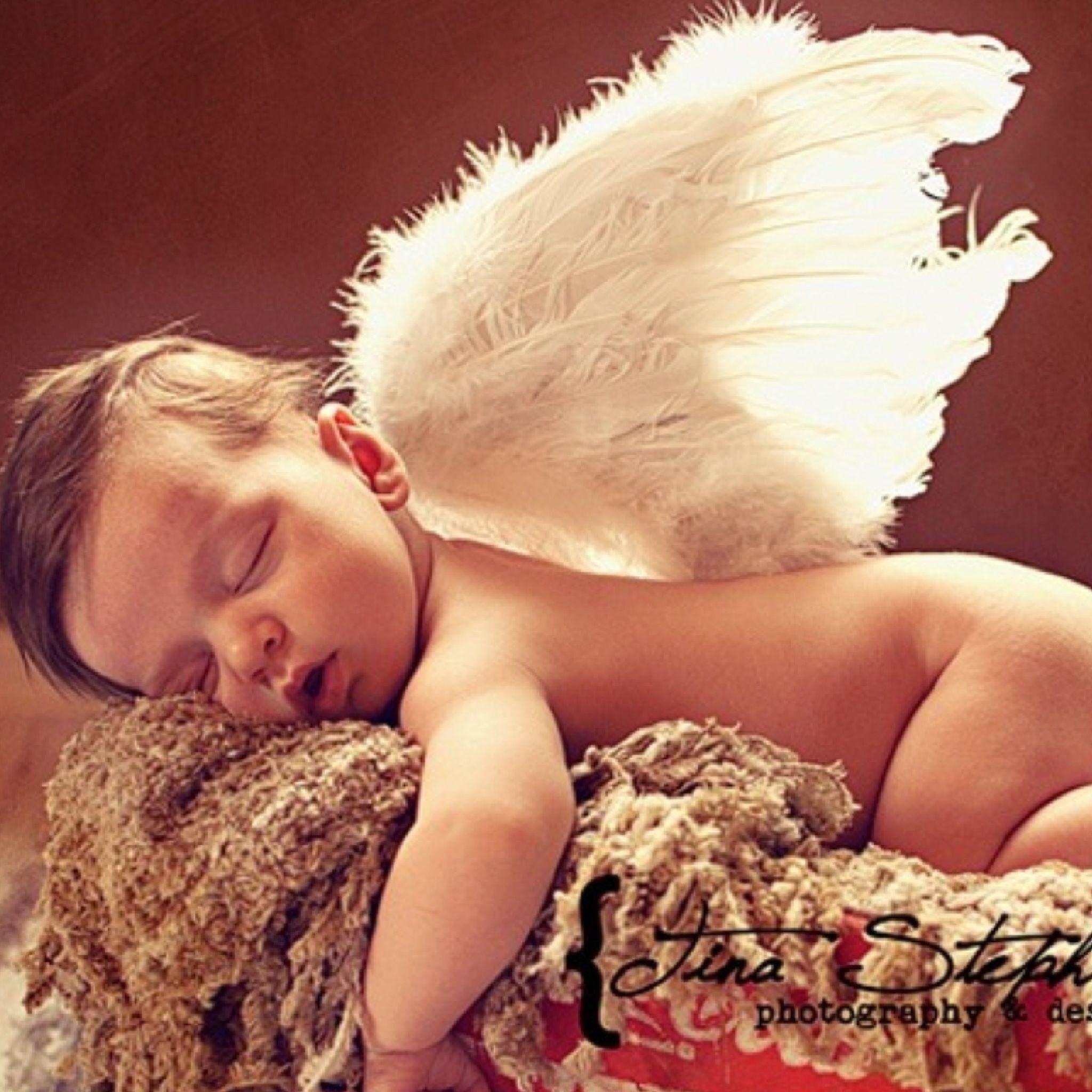 Картинка новорожденный ангел