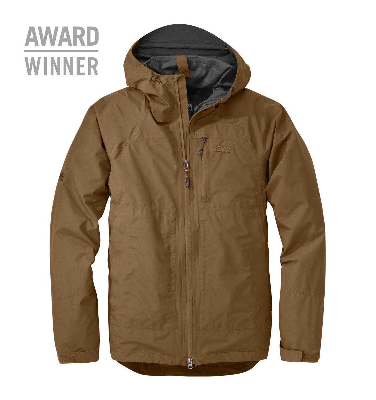 Men's Foray Jacket™ Mens rain jacket