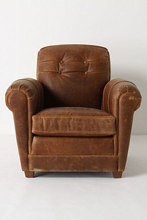 With A Big Knitted Throw Perfect Club Chairs Leather Armchair